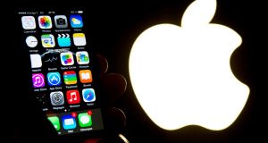 The European Commission has found that Apple owes the Irish State € 13 billion in back taxes after ruling that the technology giant's tax arrangements in Ireland constituted a form of illegal state aid. Photograph: AFP/Getty Images