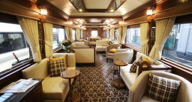 Gallery: The Belmond Grand Hibernian Ireland's first luxury sleeper train rolls out