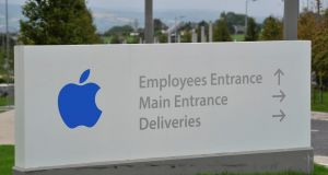 Apple Operations International in Hollyhill, Cork: 'We were certainly one of the largest corporate taxpayers in Ireland [in 2014], if not the largest.'