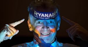 Ryanair's Michael O'Leary  believes there is no chance of the EU's ruling being upheld by the courts. Photograph: Hannah McKay/EPA