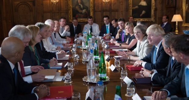 chequers deal
