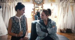 Love me tender: Charleigh Bailey and Seána Kerslake in A Date for Mad Mary