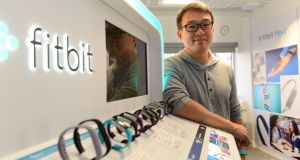 Fitbit co-founder sprints to success after start-up setbacks