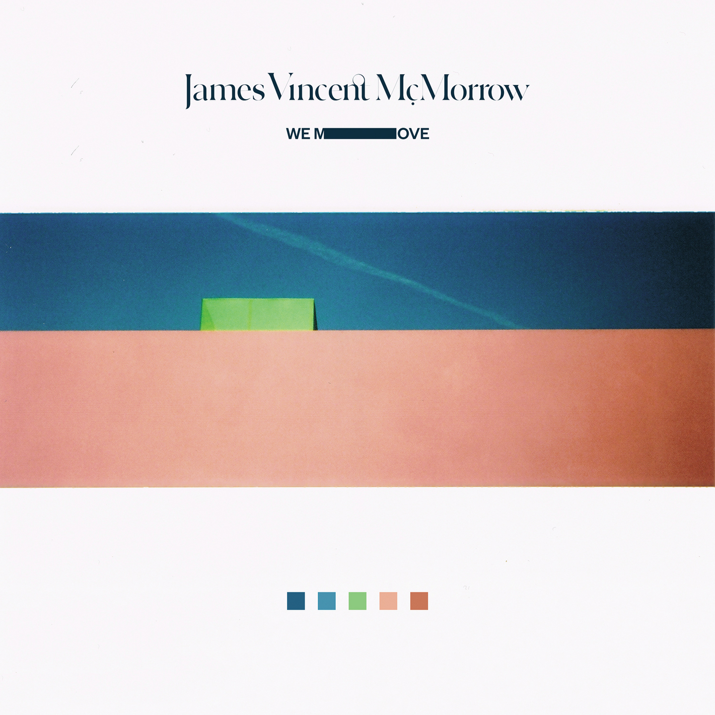 Album of the week james vincent mcmorrows we move distinctive album of the week james vincent mcmorrows we move distinctive and idiosyncratic pooptronica