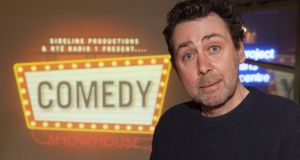 """I think RTÉ are being very brave with this,"" says Don't Quote Me presenter Sean Hughes"