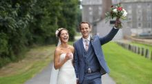 Our Wedding Story: Signed, sealed and delivered by camper van