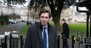 Minister for Health  Simon Harris:  has invited submissions on the approach planned by his department, to be furnished by the end of November. Photograph: Nick Bradshaw