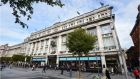 The Clerys building: one objector says the planned building work  does not fit with the council's aim of keeping the area's historic fabric while architect Henry J Lyons says the new scheme will be sensitive to the building. Photograph: Dara Mac Dónaill / The Irish Times