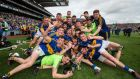 Tipperary saw off Limerick at Croke Park to win a 20th MHC title. Photograph: Inpho/Cathal Noonan