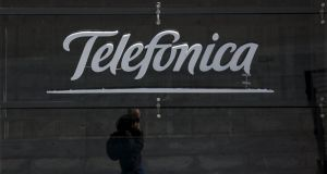 Telefonica was counting on proceeds from the sale of 02 to CK Hutchison Holdings to reduce debt before the EU in May blocked the deal on competition concerns