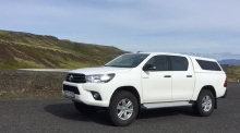 Our Test Drive: the Toyota HiLux