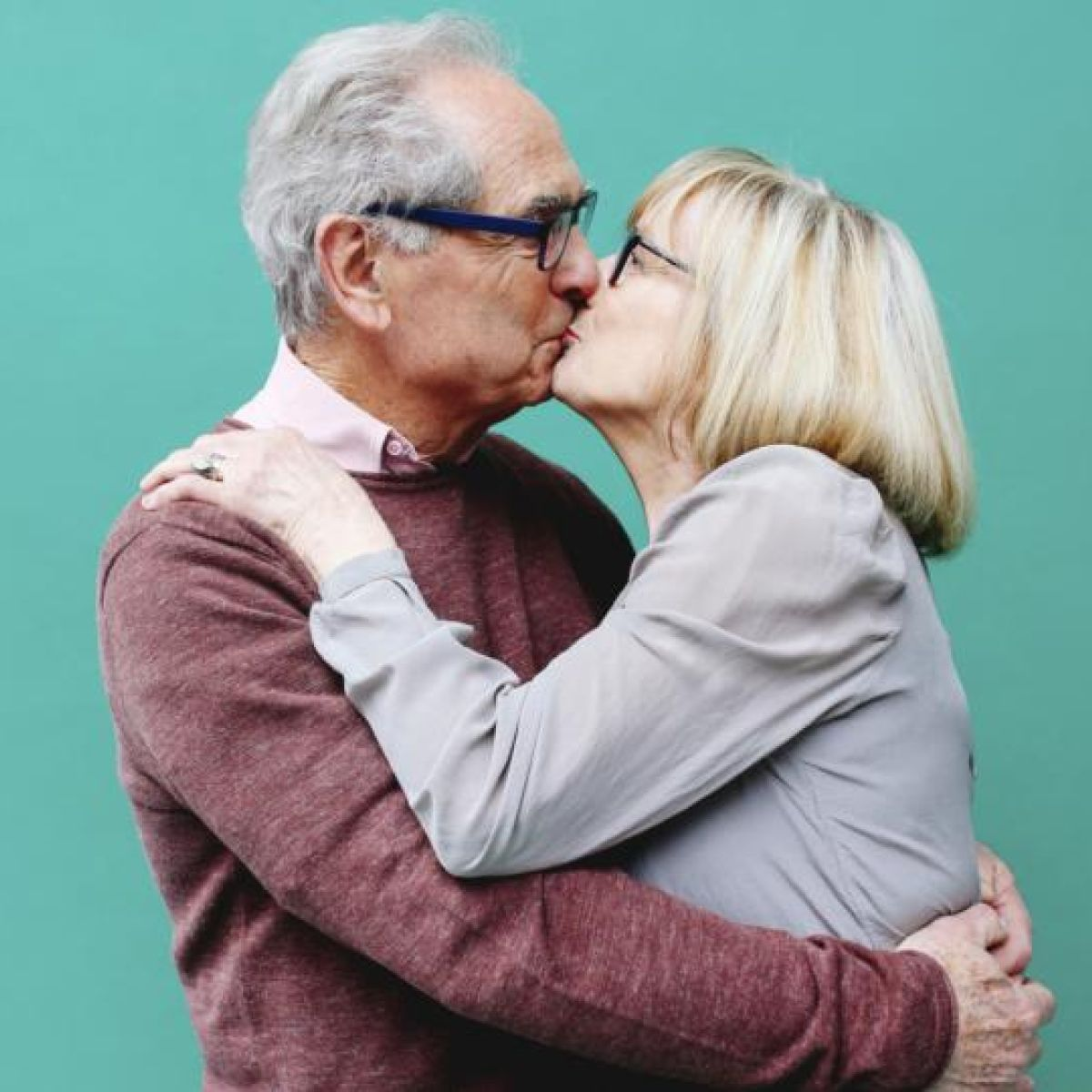 Kissing old men 5 Key