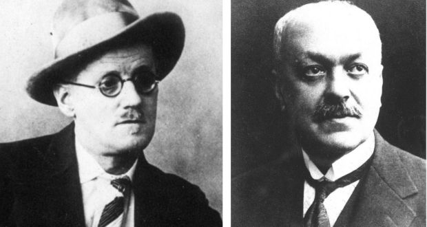 James Joyce and Italo Svevo: they complemented each other in a  practical way – Joyce was a great borrower, Svevo a generous lender