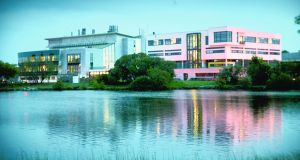 University College Galway: The only Irish university to move up in the recent QS rankings.