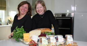 Murryhill Foods co-founders  Áine Kinsella and Niamh Duffy.
