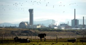 Sellafield nuclear plant: the whistleblower said his biggest fear was a fire in a nuclear waste silo or processing plant