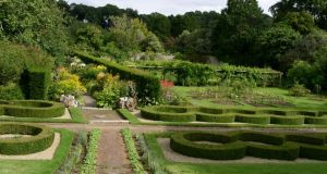 The walled gardens of  Annes Grove