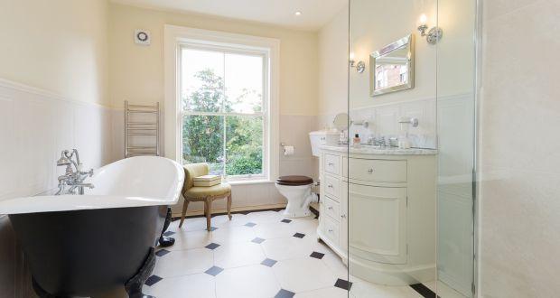 Luxury Bathrooms Dublin ranelagh flip: from €565k b&b to €1.6m luxury in three years