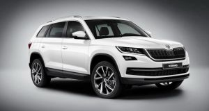 Skoda's new Kodiaq SUV: this seven-seater could push the brand up against some long established premium players in the SUV ranks