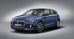 The new Hyundai i3: all models come with a six-speed manual gearbox as standard, while a seven-speed dual-clutch automatic is available on certain versions.