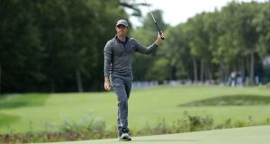 Rory McIlroy returns to Crooked Stick, the scene of his 2012 triumph in the BMW Championship, on Thursday. Photograph: Getty