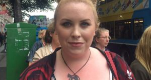 "Paula McGlynn: ""I was told there will be no definite time for the taxi to arrive because there will be such a demand."""