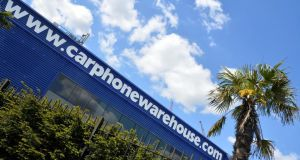Dixons Carphone said group underlying revenue rose 4 per cent in the 13 weeks to July 30th.