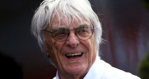 Bernie Ecclestone will remain as chief executive of Formula One under the deal. Photograph: PA Wire
