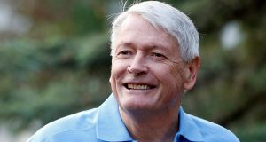 Liberty chairman John Malone is known for combining a low personal profile with an extremely active investment portfolio. Photograph: Reuters