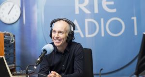 During a harrowing discussion on sucide, Ray D'Arcy let flow his lively social conscience, which is less in evidence these days than when he was at Today FM.