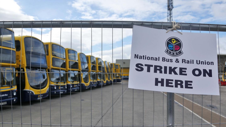 Caveat dublin bus customers should go on strike too falaconquin
