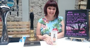 Claire Dalton of Dungarvan brewery based in Waterford