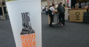 The Irish Craft Beer Festival, now in it's sixth year, is at the RDS on Friday and Saturday
