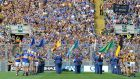 Perhaps reminders of difficult parts of the national experience should  also be present on All-Ireland Sundays in Croke Park. Photograph: Dara Mac Donaill