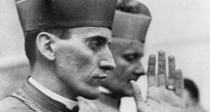 Balkan days: Alojzije Stepinac around 1937, when he was made archbishop of Zagreb. Pope John Paul II beatified him, but his path to sainthood has been blocked. Photograph: Hulton/Getty