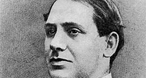 Tom Kettle, Irish patriot, essayist, poet and British soldier.