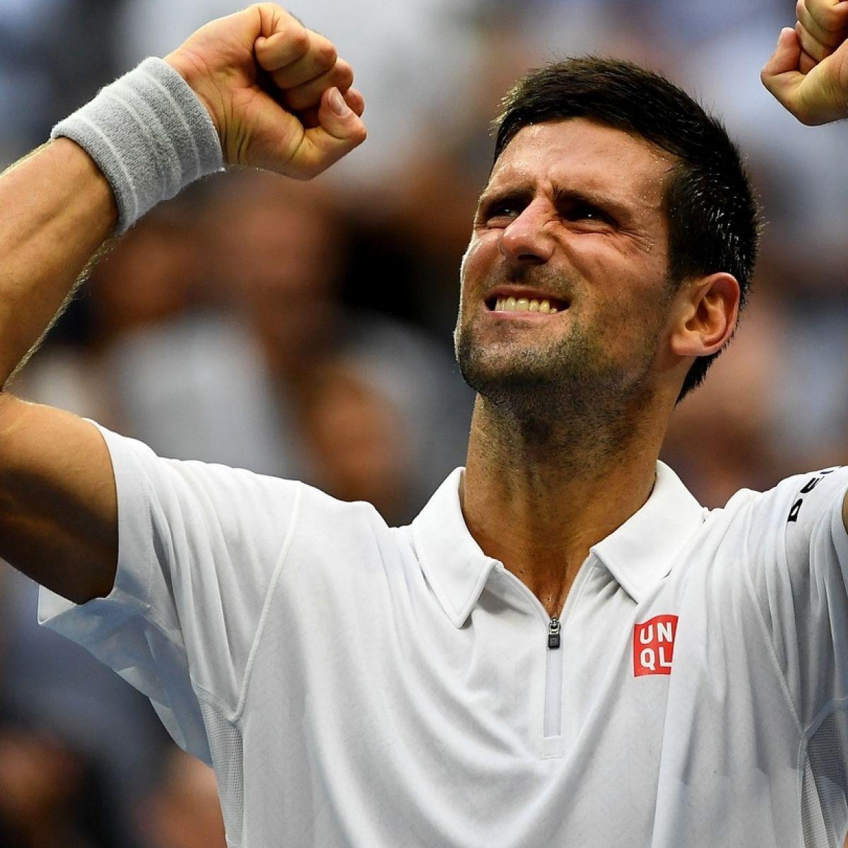 Novak Djokovic Sees Off Gael Monfils To Make Us Open Final