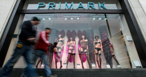 8d570b37d5615 Associated British Foods said full-year sales at Primark are expected to be  9 per