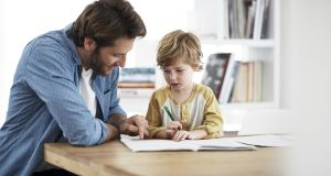 The Helicopter parent  hovers constantly over their child and is over-involved in their lives, particularly in relation to their education. Photograph: iStockphoto