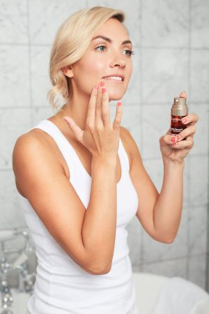 <strong>Step 3: splurge on serum</strong><br />