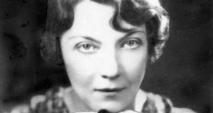 Jean Rhys: used her evening strolls as inspiration for the emotional landscape of her Paris novels