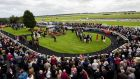 Longines Irish Champions Weekend at the Curragh. Photograph: James Crombie/Inpho