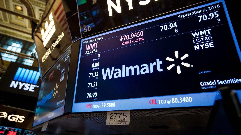 wal mart and its market struct essay