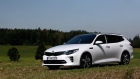 Our Test Drive: the Kia Optima Sportswagon