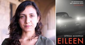 Man Booker Prize 2016 shortlist:  Ottessa Moshfegh for  Eileen. Photograph: PA