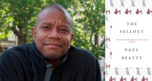 Man Booker Prize 2016 shortlist: Paul Beatty for  The Sellout. Photograph: PA