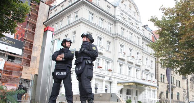 Three men arrested in Germany 'linked' to Isis and Paris attacks