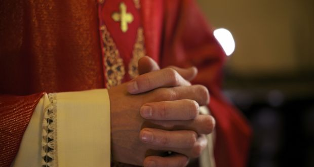 """The implications for all ordained ministers are frightening."" File photograph: Getty Images"