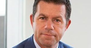 Teneo Holdings, which provides consulting services to some of the world's biggest companies,  was set up in 2011 by Declan Kelly (above), Paul Keary and Douglas Band, once a top adviser to former US president Bill Clinton. File photograph: Teneo Holdings