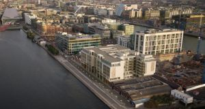 JLL estimates that there is some 706,060sq m (7.6 million sq ft) of office space either under construction or with full planning permission in Dublin